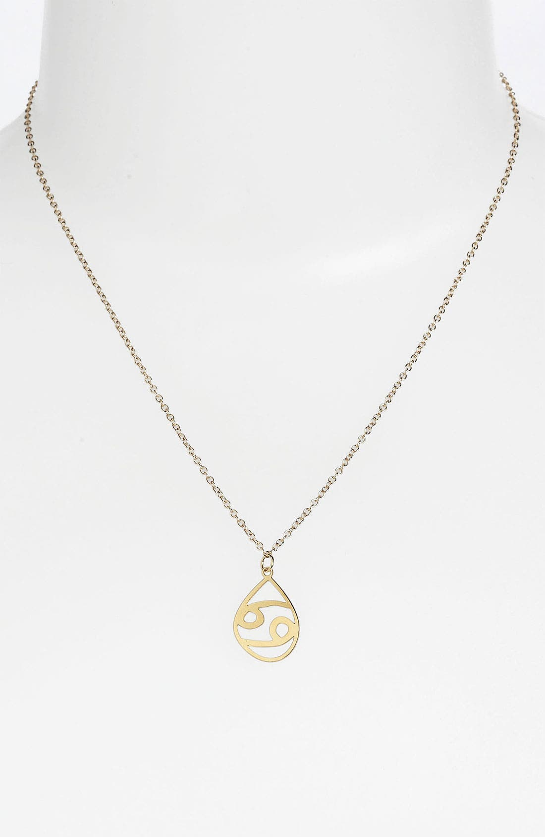 Main Image - Kris Nations 'Cancer' Necklace