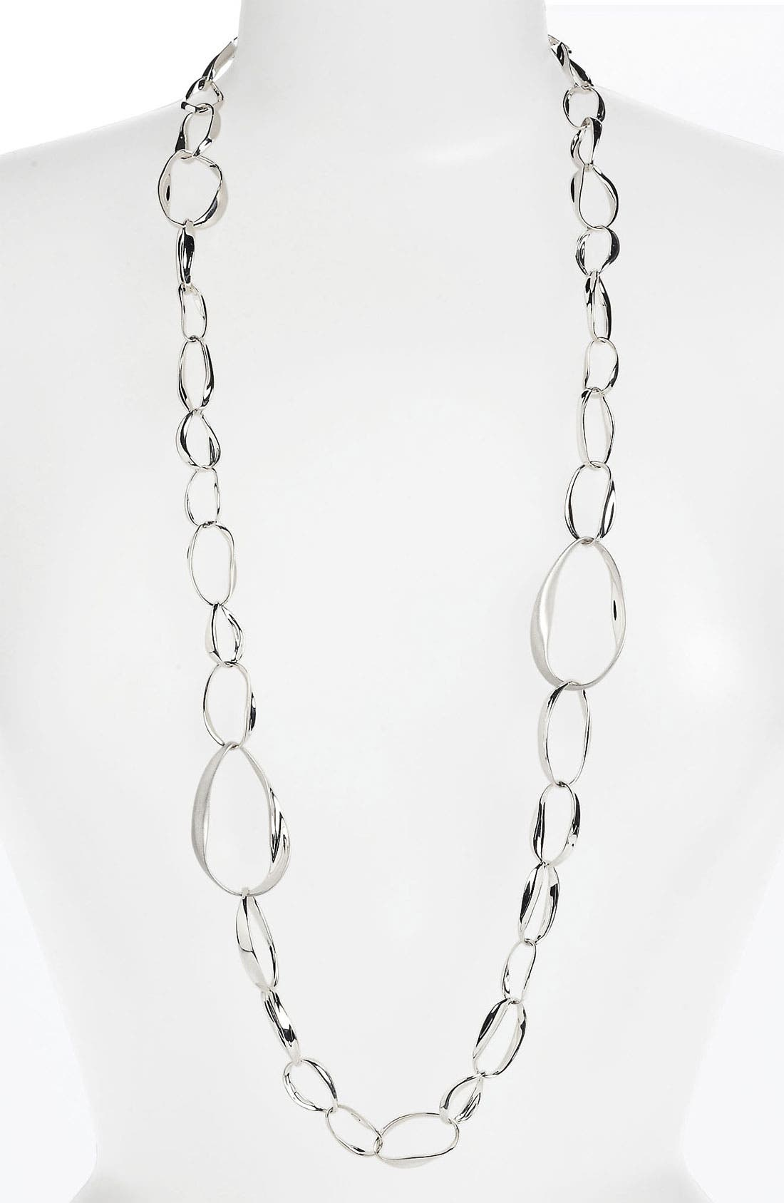 Alternate Image 1 Selected - Ippolita 'Venezia Links' Pear Shape Chain Necklace