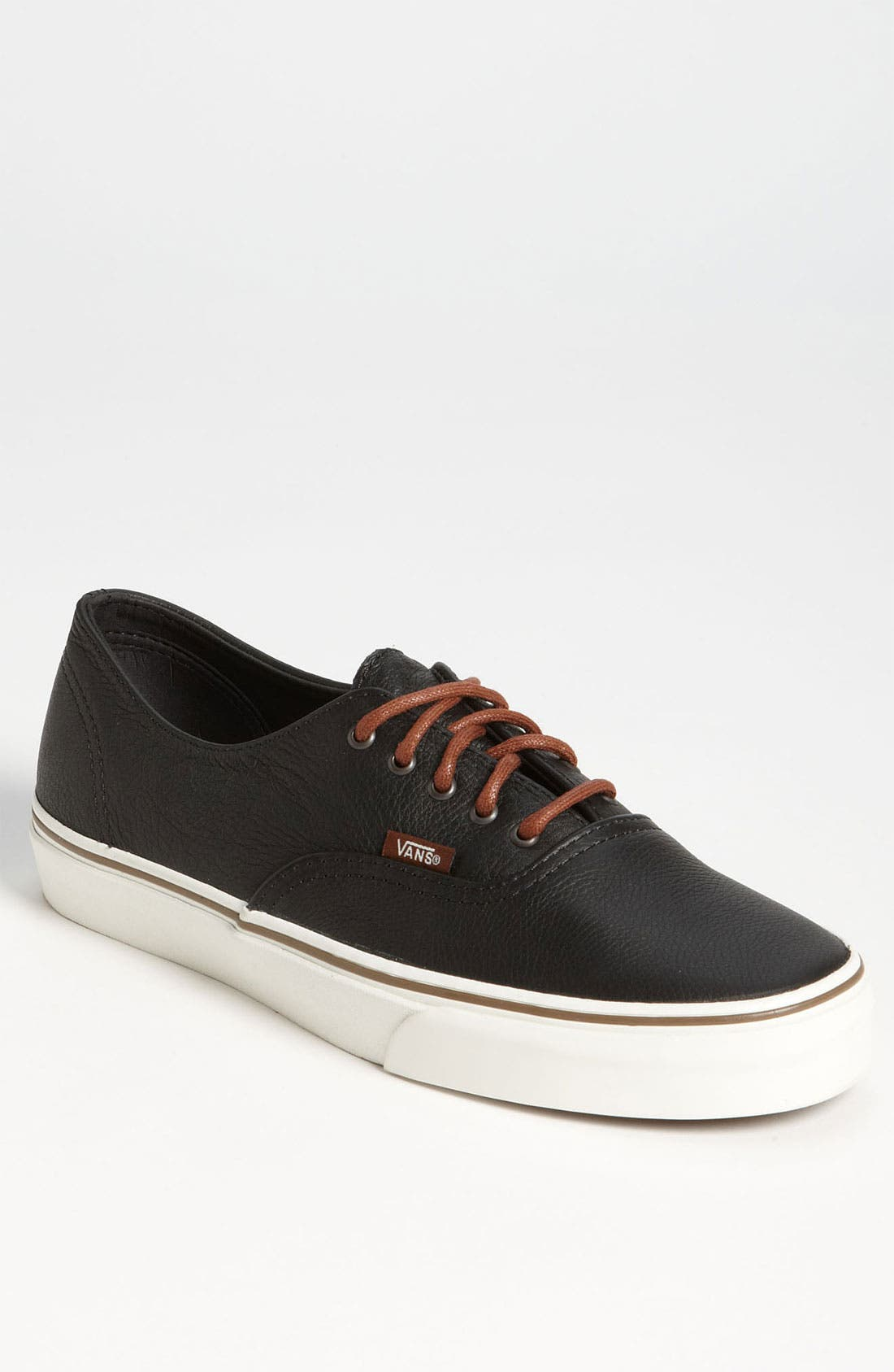 Alternate Image 1 Selected - Vans 'Cali - Authentic Decon' Leather Sneaker (Men)