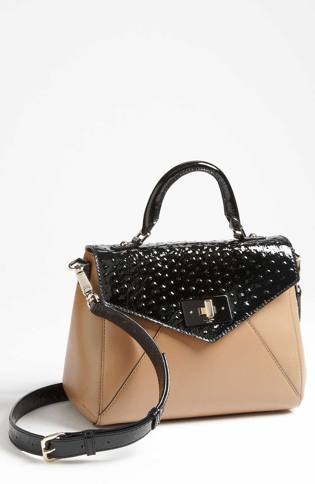 Main Image - kate spade new york 'post street - little nadine' satchel