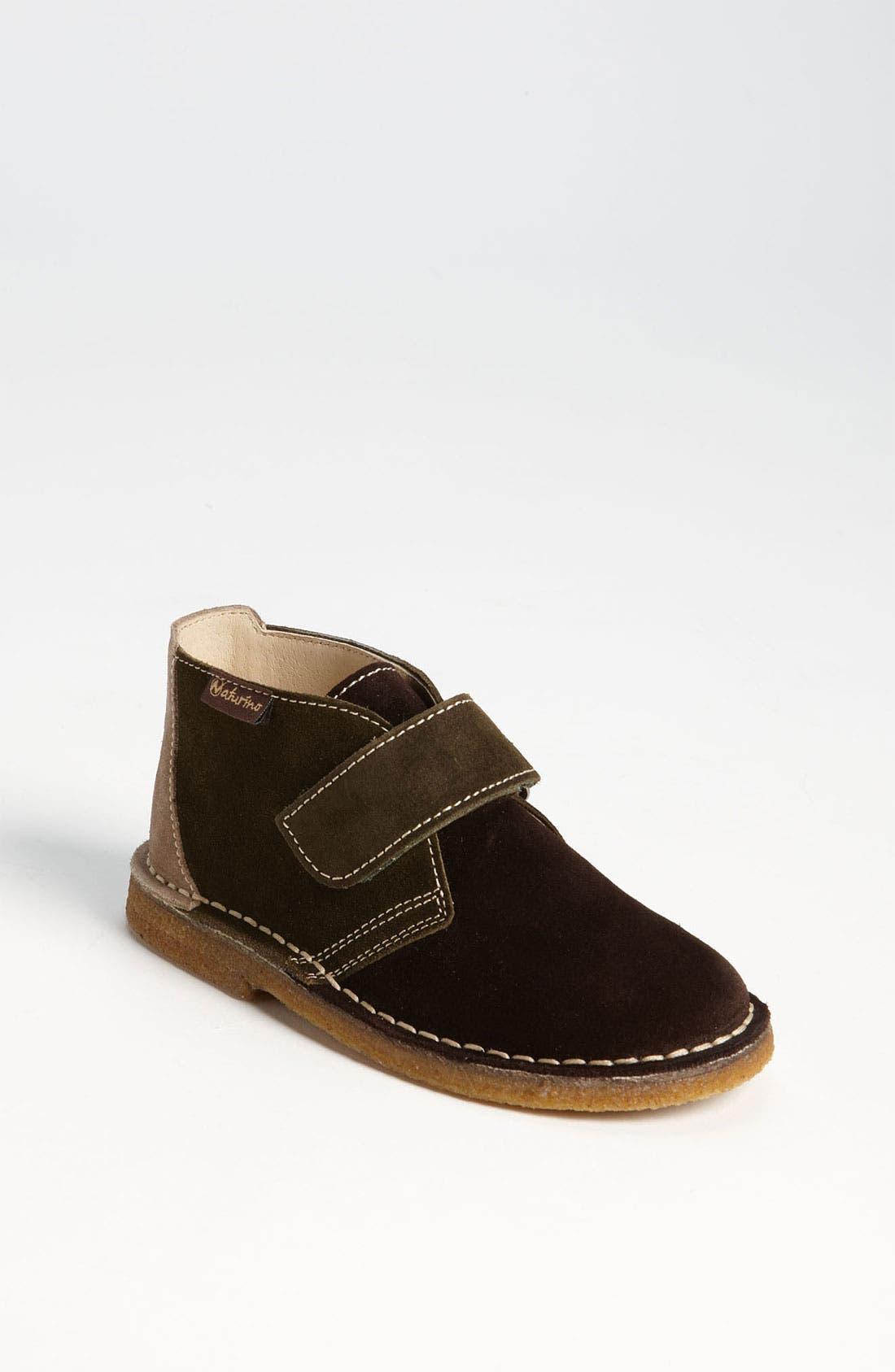 Alternate Image 1 Selected - Naturino '4201' Boot (Walker & Toddler)