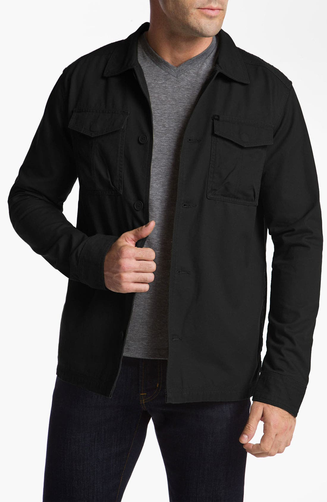 Main Image - Quiksilver 'Cover' Jacket