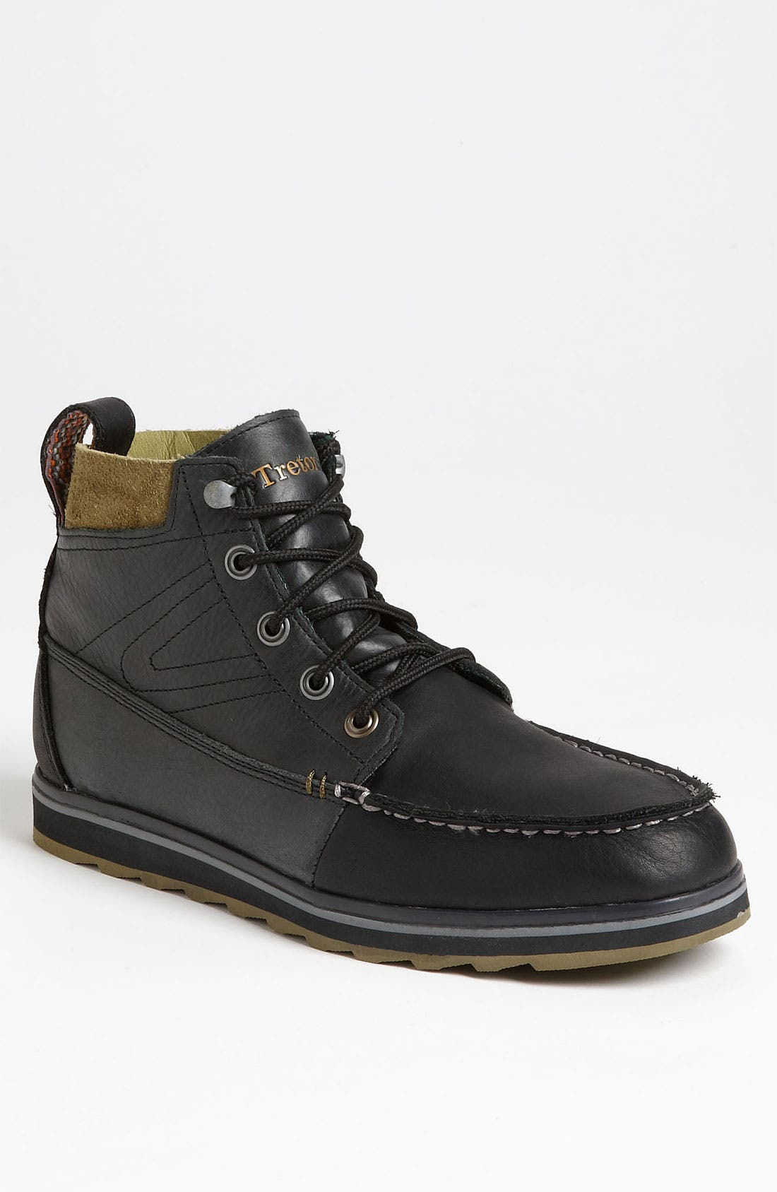 Main Image - Tretorn 'Holdyn' Moc Toe Boot