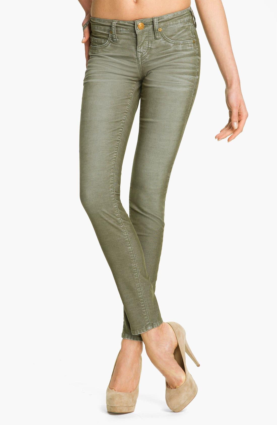 Alternate Image 2  - True Religion Brand Jeans 'Shannon' Skinny Corduroy Pants
