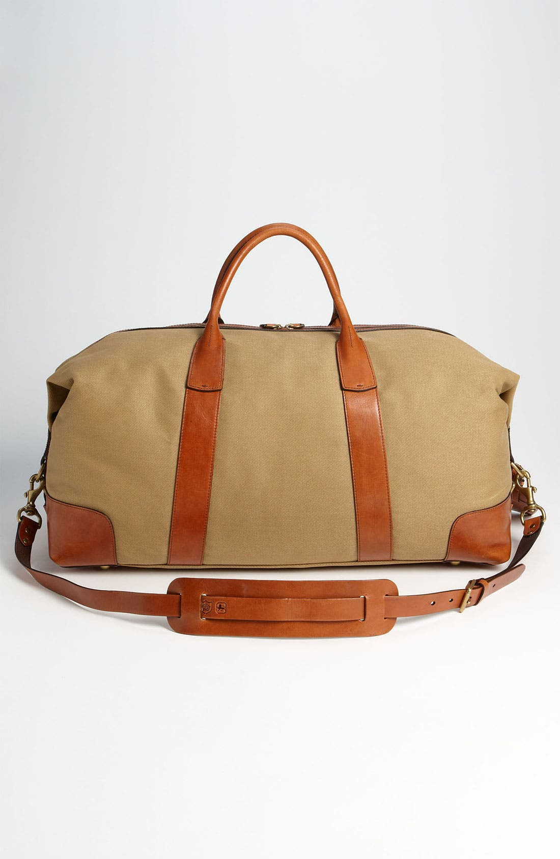 Alternate Image 2  - Polo Ralph Lauren Canvas Duffel Bag