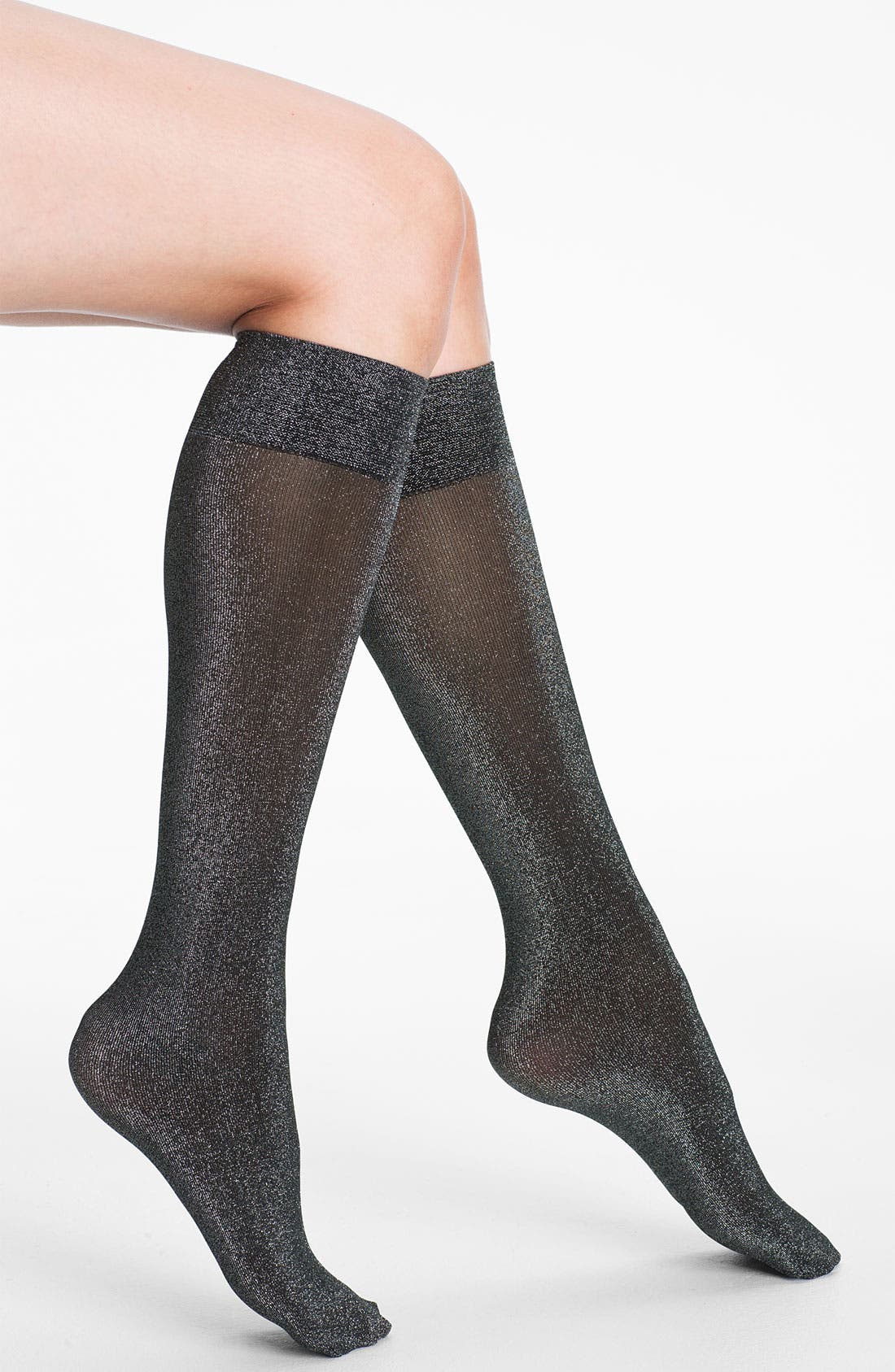 Main Image - Nordstrom 'Sparkle' Trouser Socks