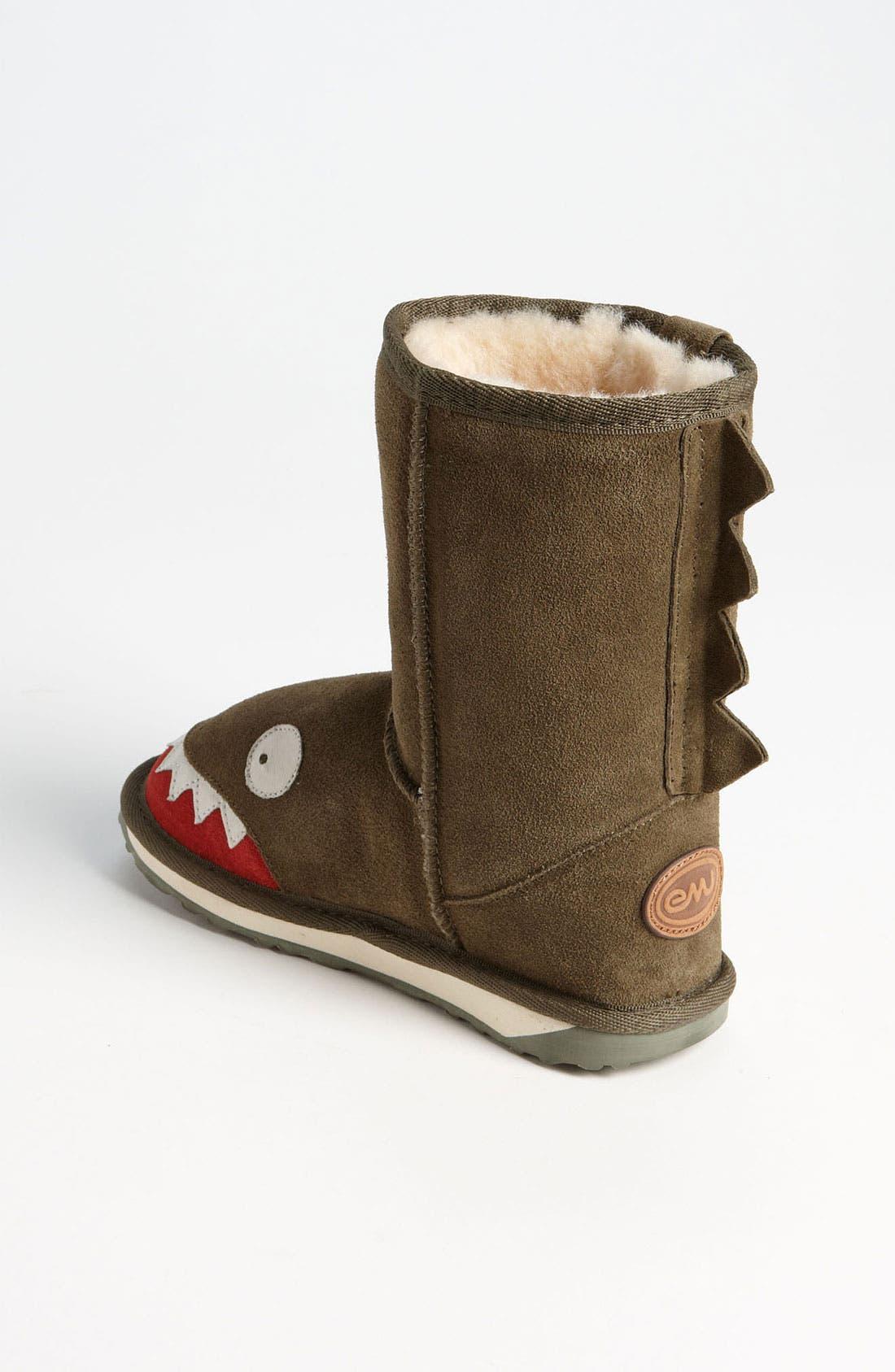 Alternate Image 2  - EMU Australia 'Little Creatures - Croc' Boot (Toddler, Little Kid & Big Kid)