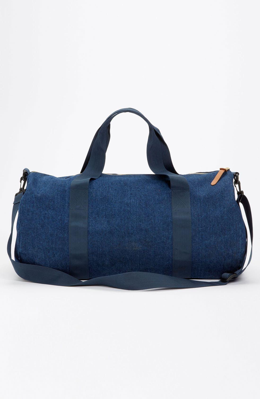 Alternate Image 4  - Herschel Supply Co. 'Sutton - Denim Collection' Duffel Bag