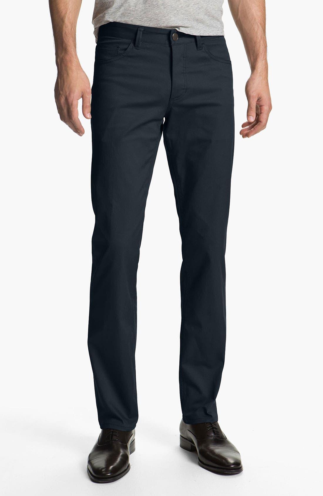 Alternate Image 1 Selected - Theory Haydin Writer Straight Leg Pants