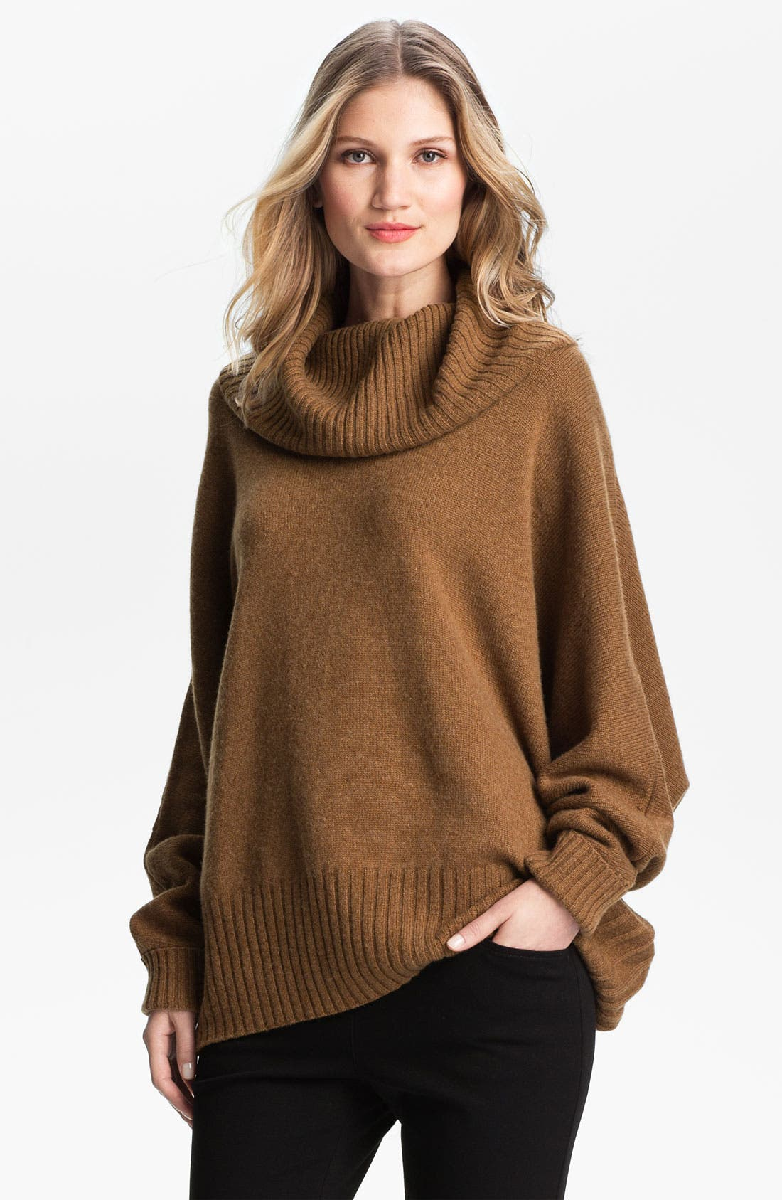 Alternate Image 1 Selected - Lafayette 148 New York Cashmere Pullover