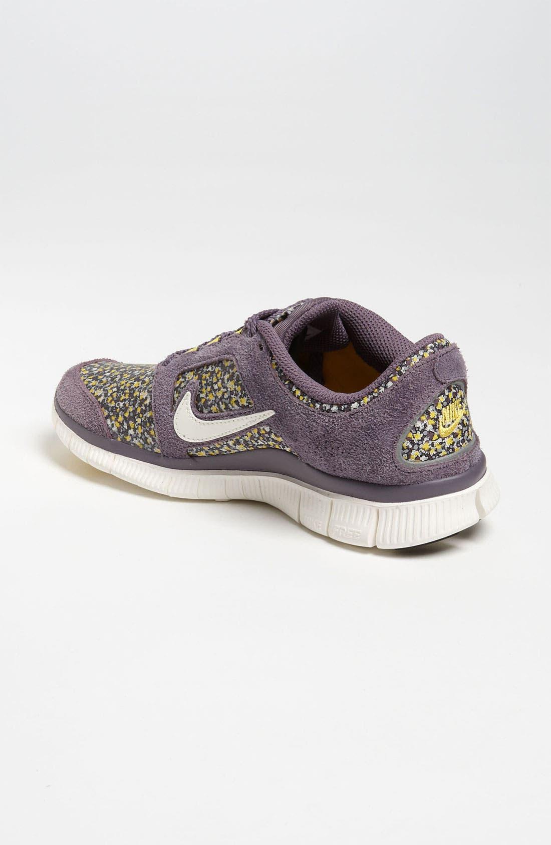 Alternate Image 2  - Nike 'Free Run 3 Liberty' Sneaker (Women)