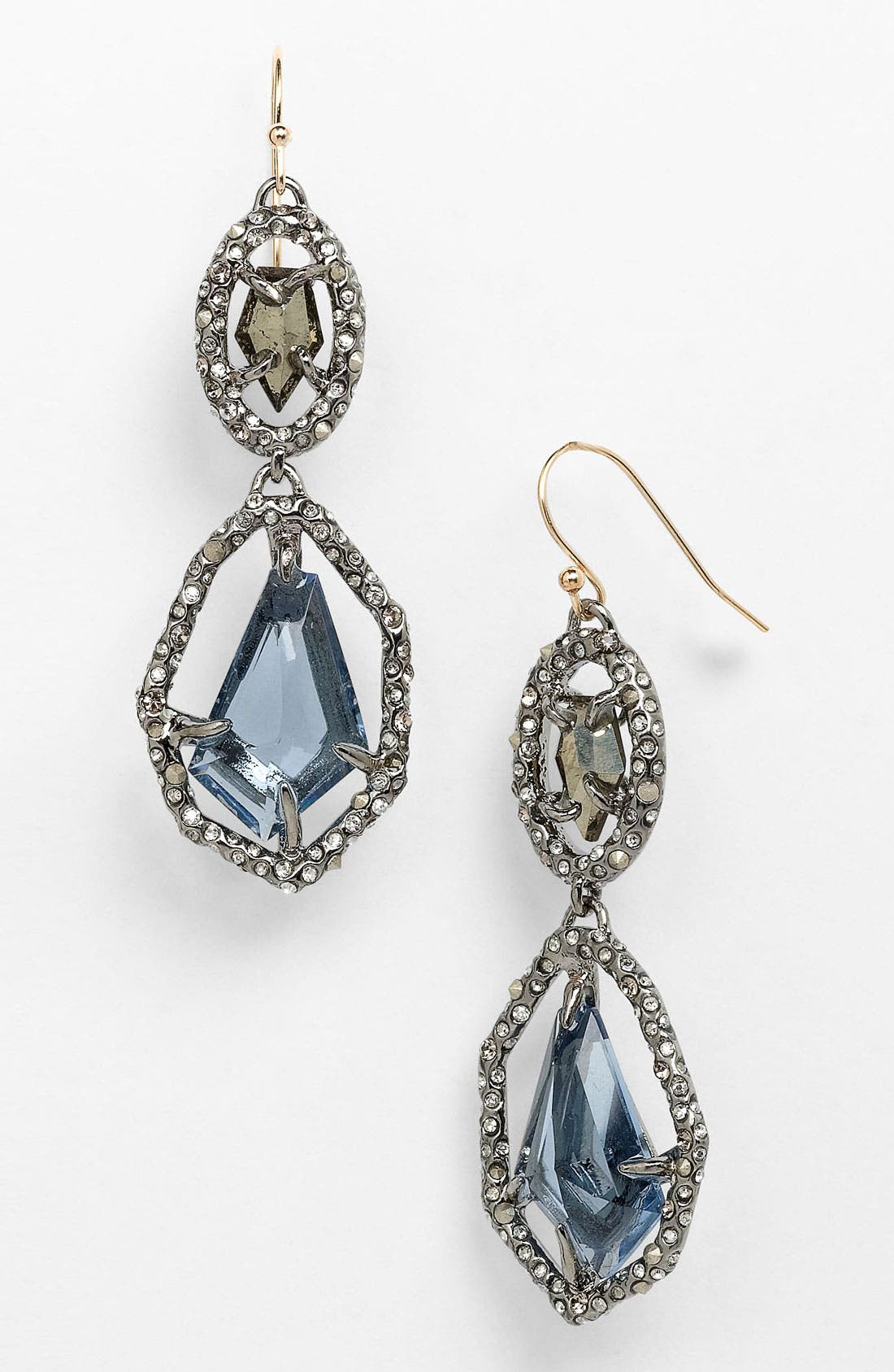 Main Image - Alexis Bittar 'Miss Havisham - Delano' Deco Drop Earrings (Nordstrom Exclusive)