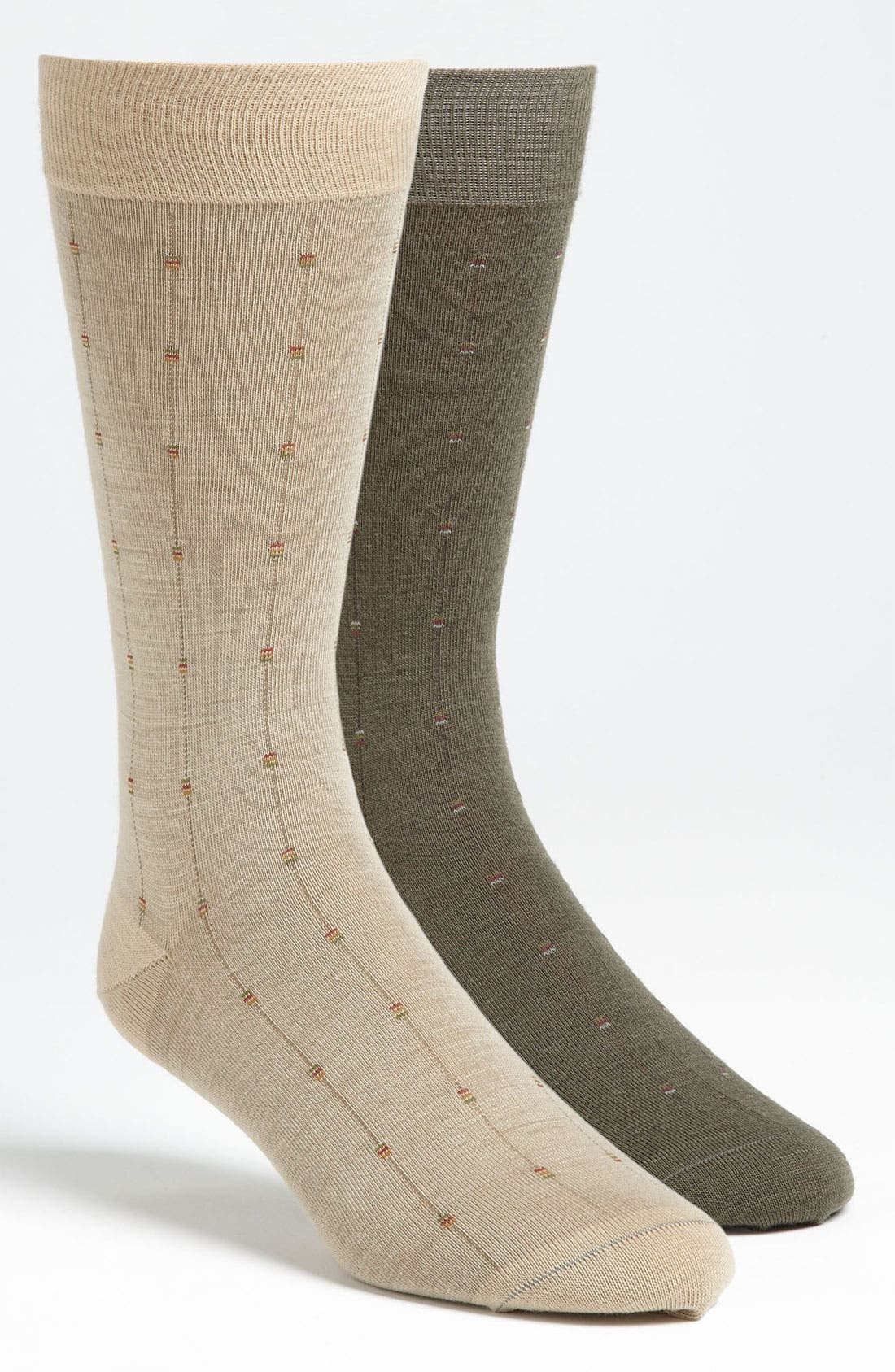 Alternate Image 1 Selected - Pantherella 'Bellringer' Socks (2-Pack)