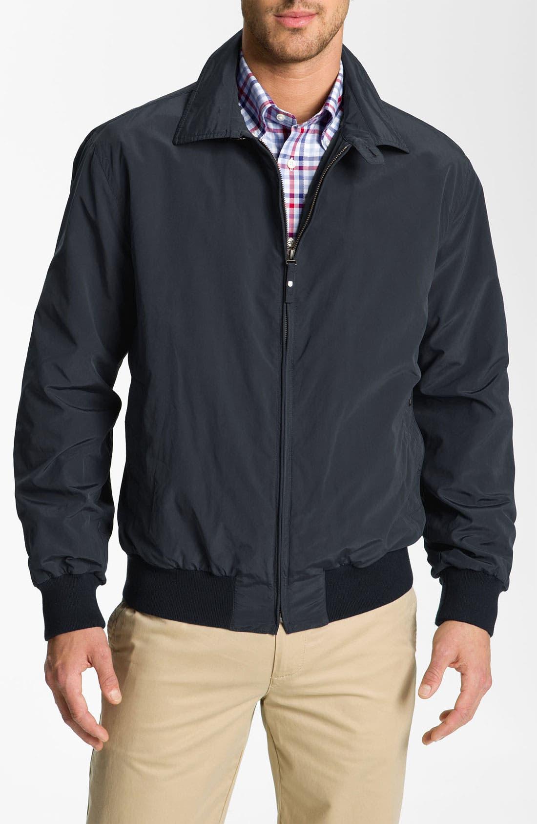 Main Image - Façonnable Microfiber Jacket