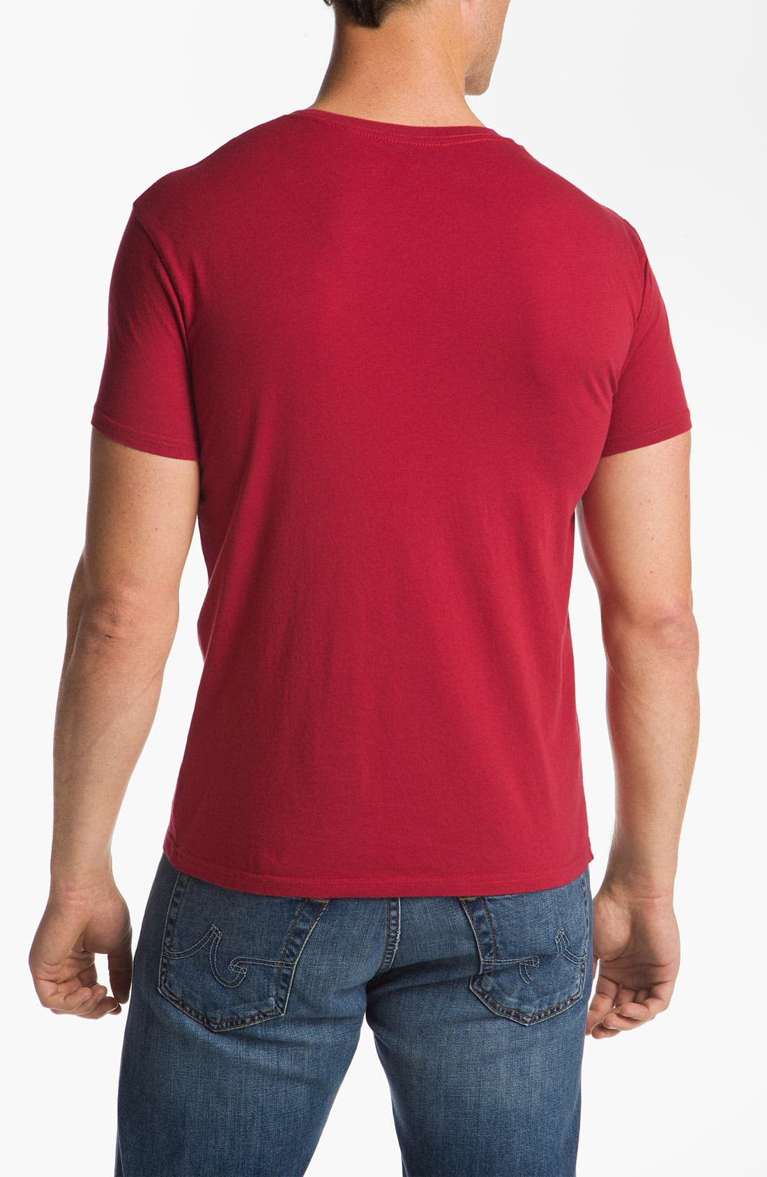 Alternate Image 2  - The Original Retro Brand 'Stanford Cardinal' T-Shirt