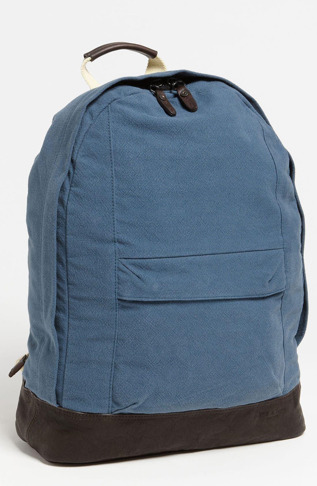 Alternate Image 1 Selected - rag & bone 'Simple' Backpack
