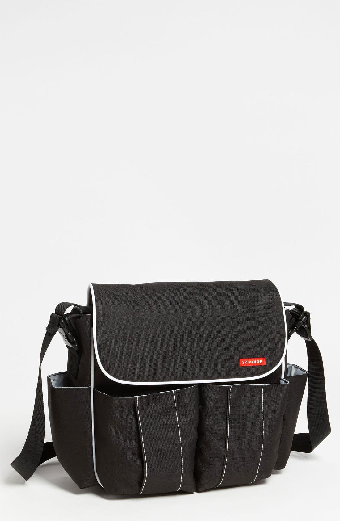 Main Image - Skip Hop 'Dash' Diaper Bag (Deluxe Edition)