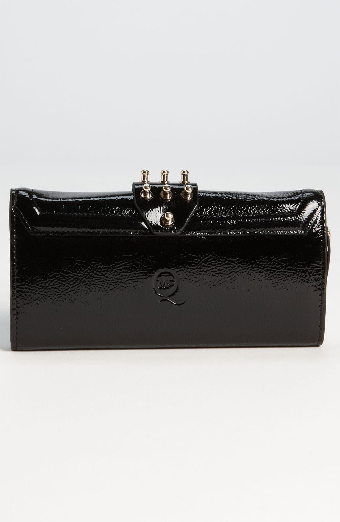 Alternate Image 3  - McQ by Alexander McQueen Collar Stud Wallet