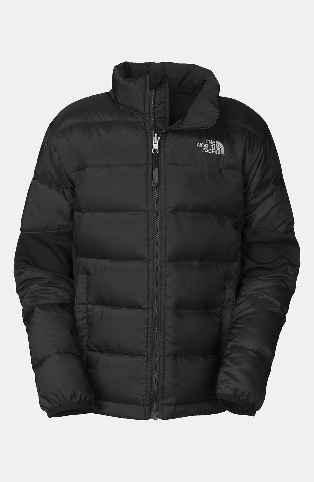 Main Image - The North Face 'Lil' Crympt' Down Jacket (Big Boys)