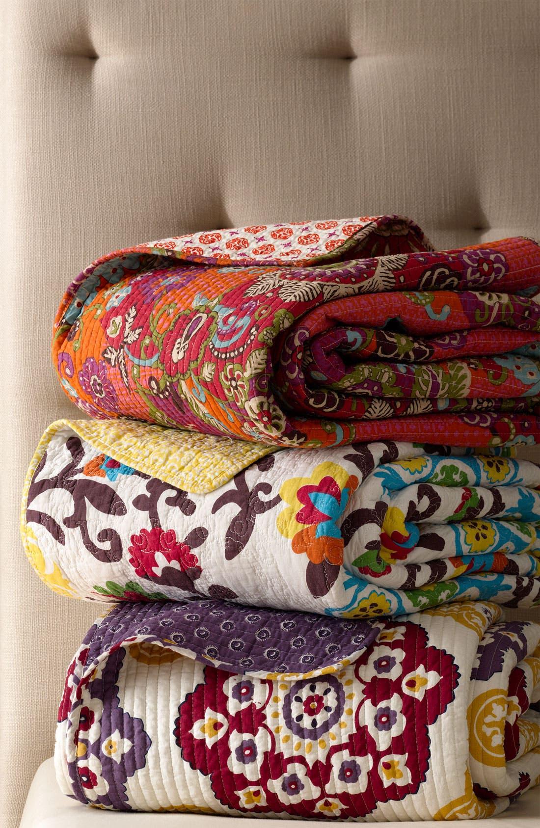 Alternate Image 2  - Levtex 'Moroccan' Quilt
