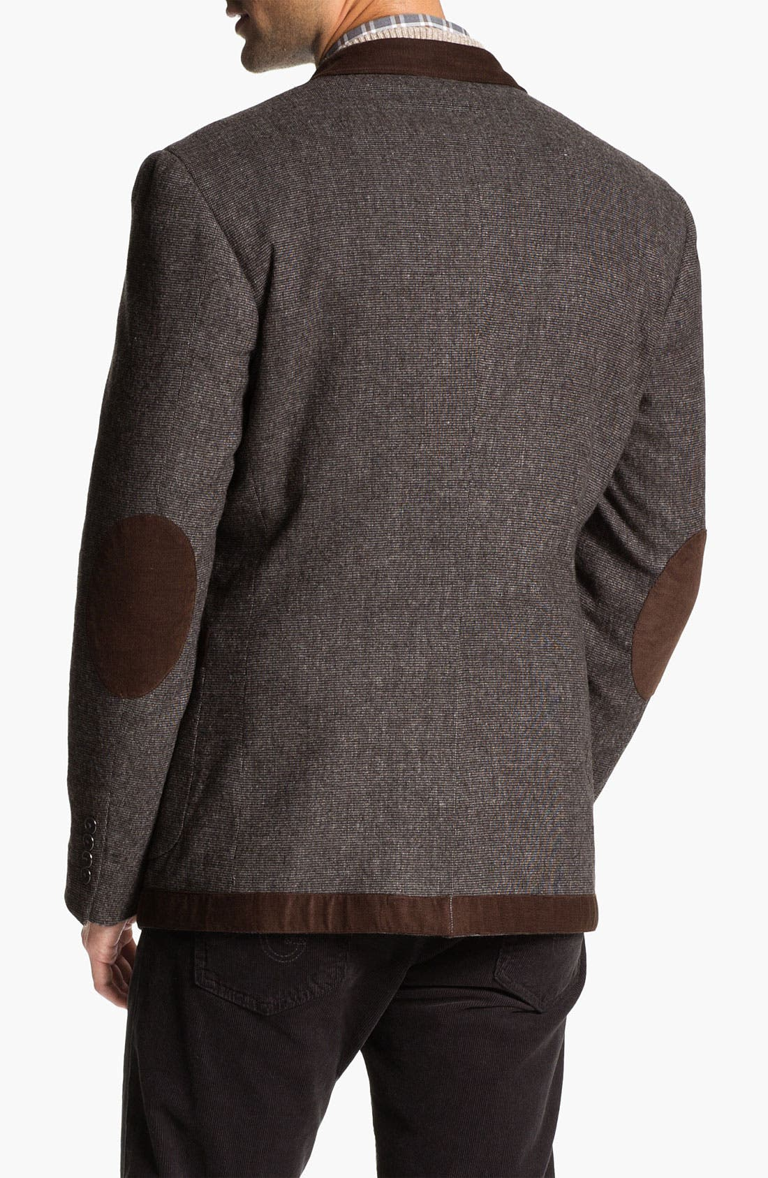 Alternate Image 2  - W.R.K 'Prep' Wool Blend Blazer