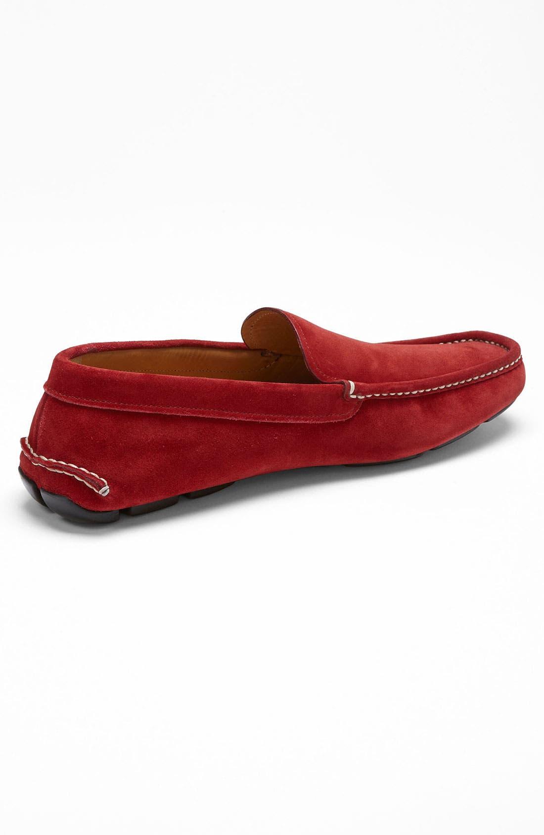 Alternate Image 2  - Prada Suede Driving Shoe
