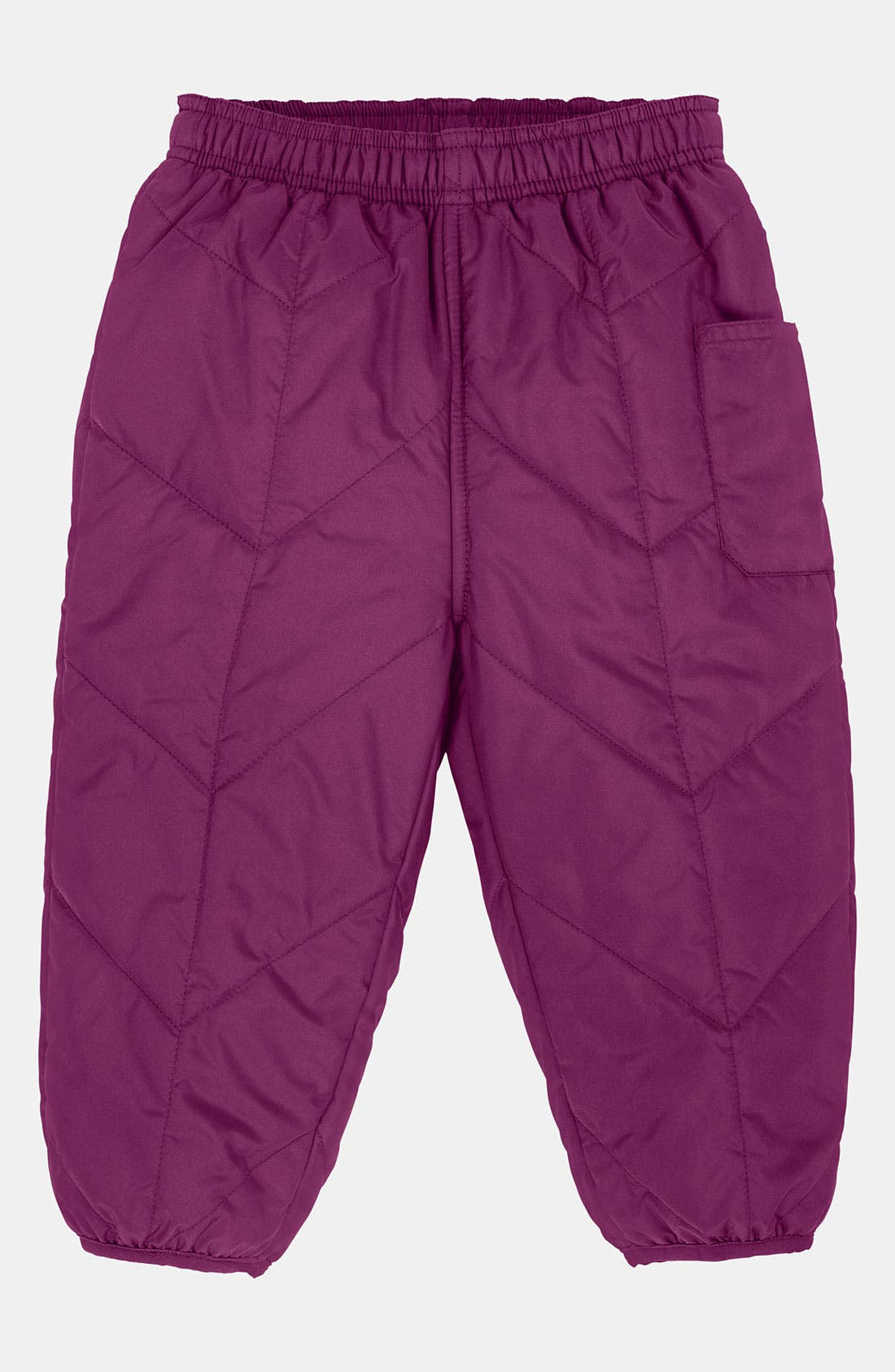 Alternate Image 1 Selected - The North Face 'Perrito' Reversible Snow Pants (Baby)