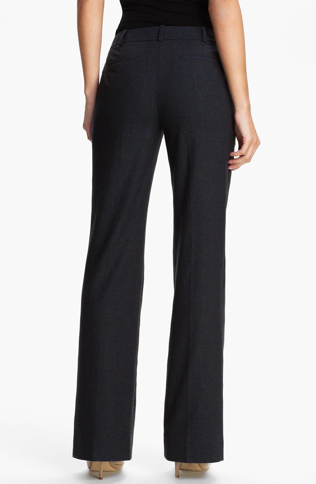 Alternate Image 2  - Classiques Entier® 'Adima Check' Pants