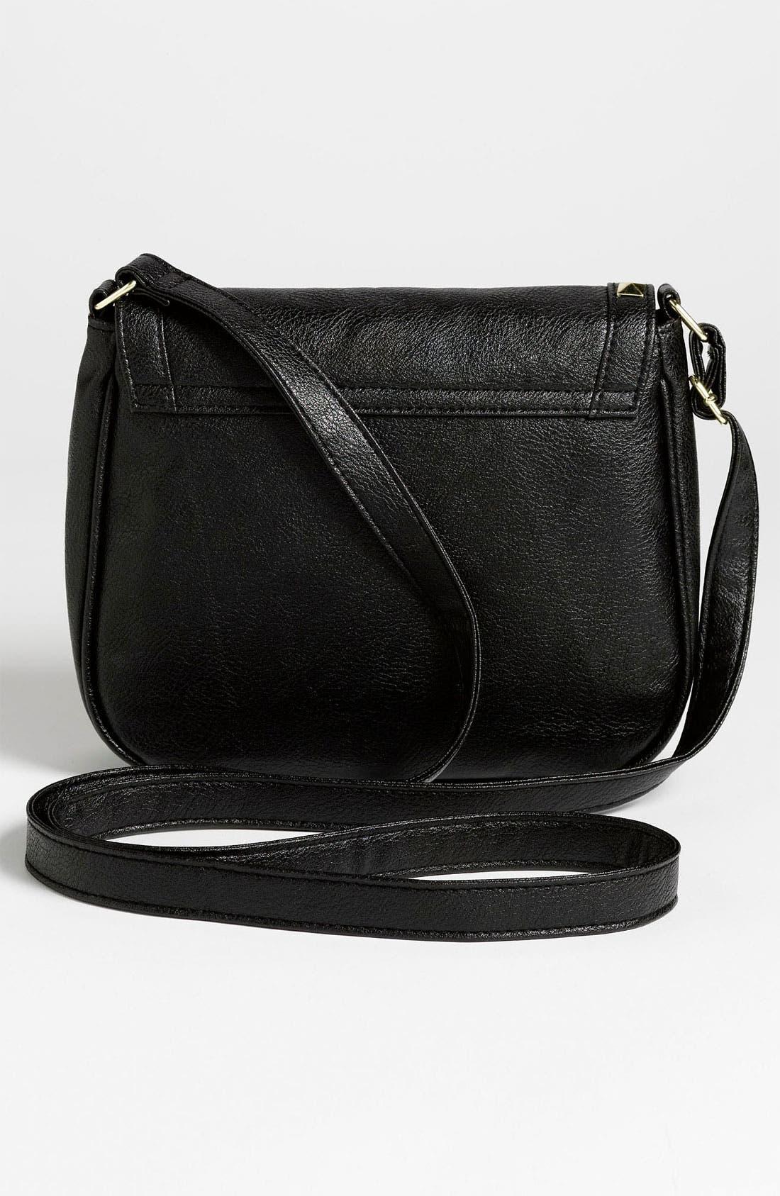 Alternate Image 4  - OMG Studded Crossbody Bag