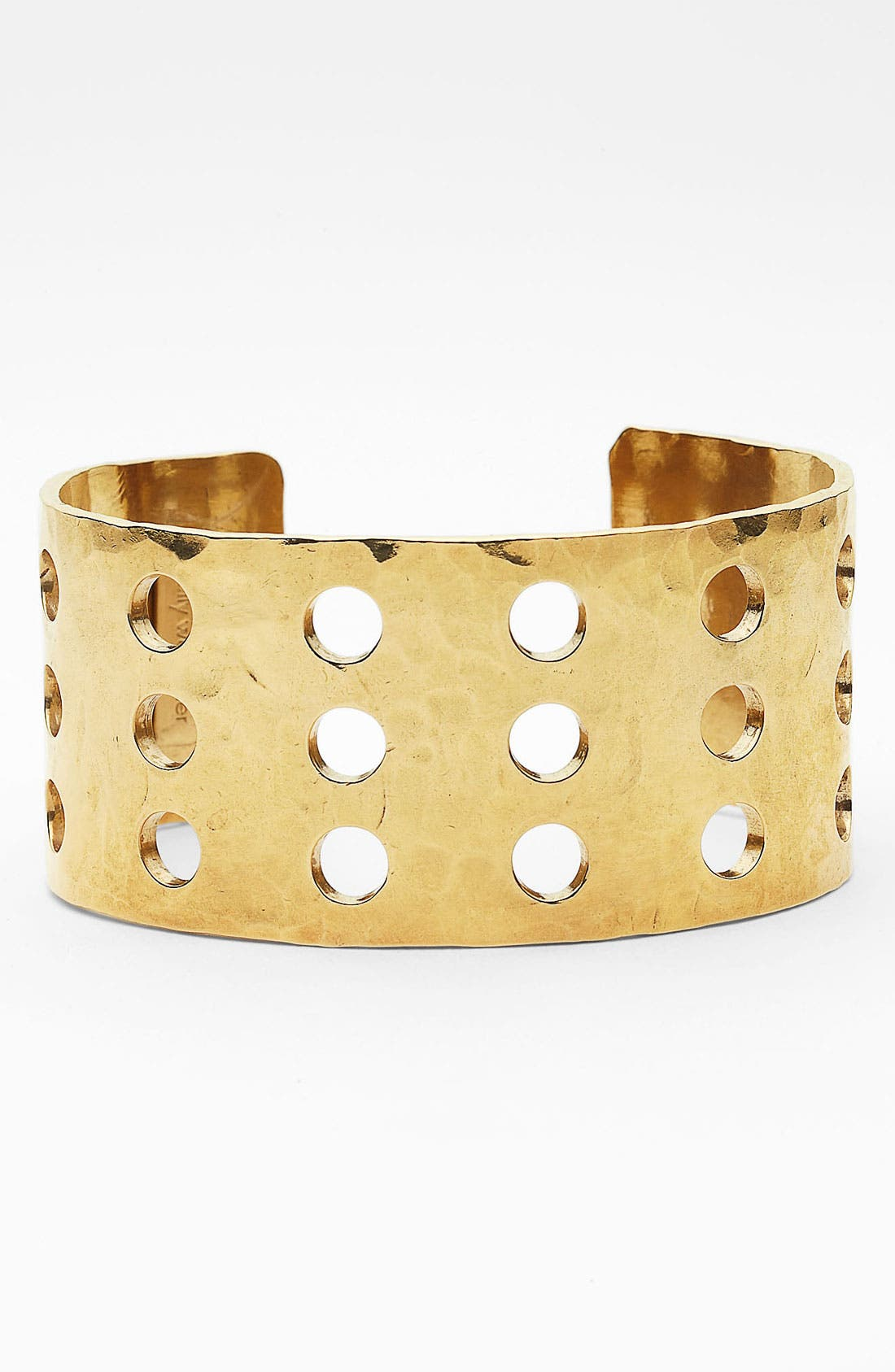 Alternate Image 1 Selected - Kelly Wearstler Cabochon Perforated Cuff