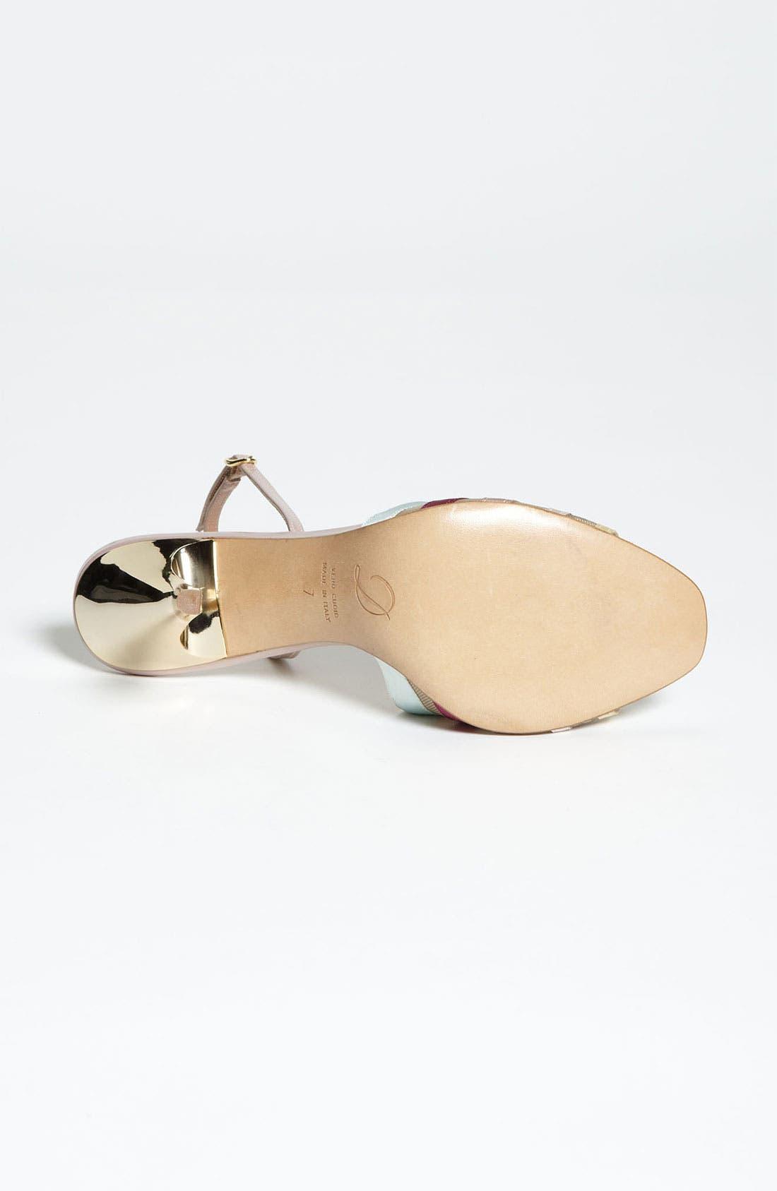 Alternate Image 4  - Delman 'Adora' Sandal