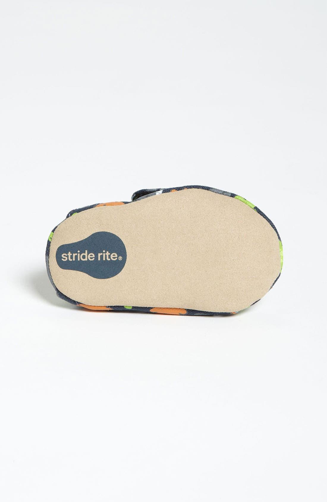 Alternate Image 4  - Stride Rite 'Aqua Adventure' Crib Shoe (Baby)