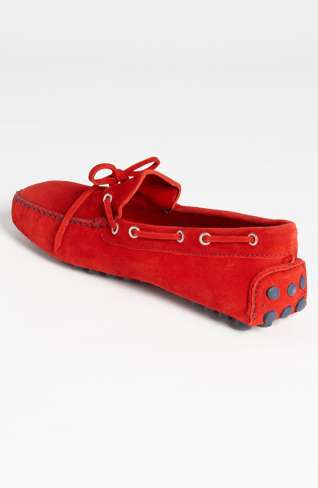 Alternate Image 2  - Thomas Dean Suede Driving Shoe