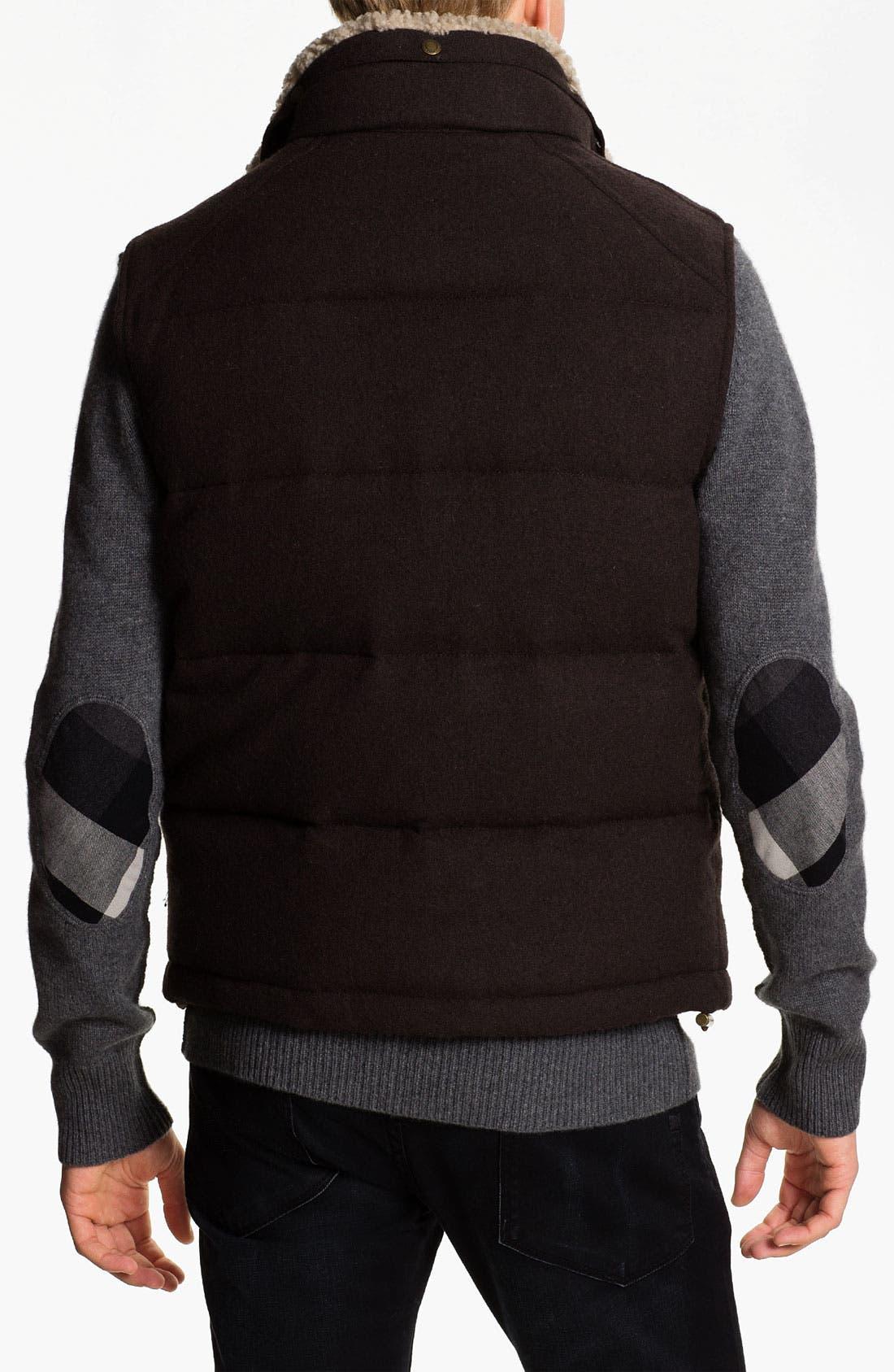 Alternate Image 2  - Burberry Brit Quilted Down Vest