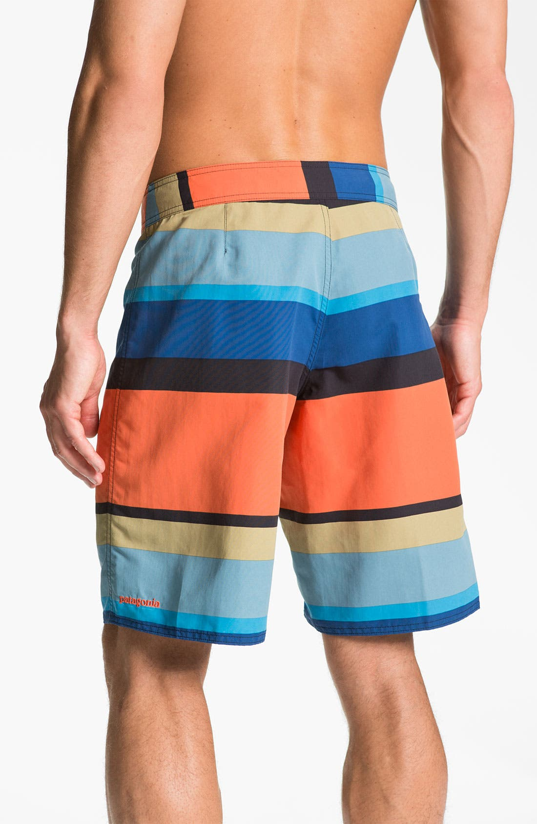 Alternate Image 2  - Patagonia 'Wavefarer' Board Shorts (Men)