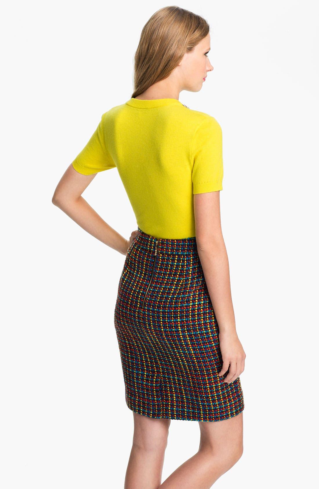 Alternate Image 2  - kate spade new york 'tippy' embellished sweater