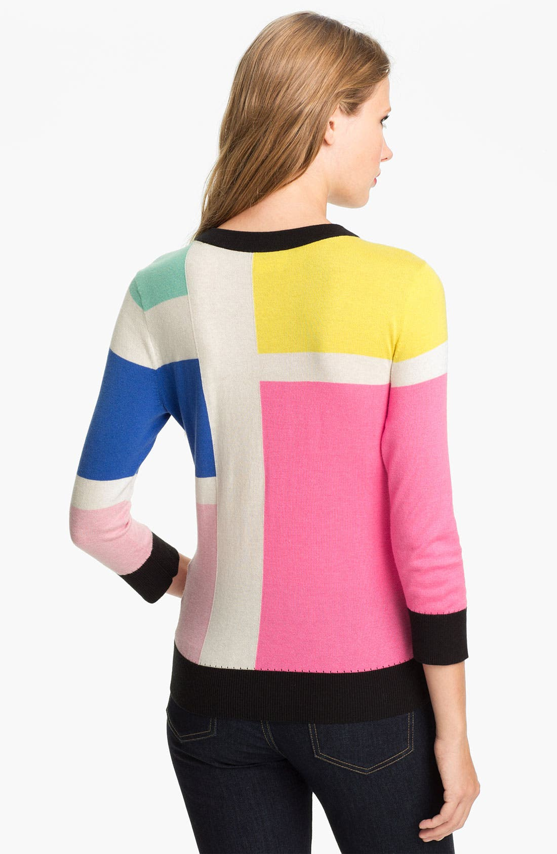 Alternate Image 2  - kate spade new york 'meri' sweater
