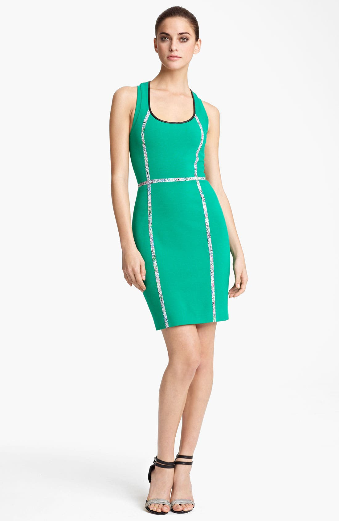 Alternate Image 1 Selected - Yigal Azrouël Jersey Sheath Dress