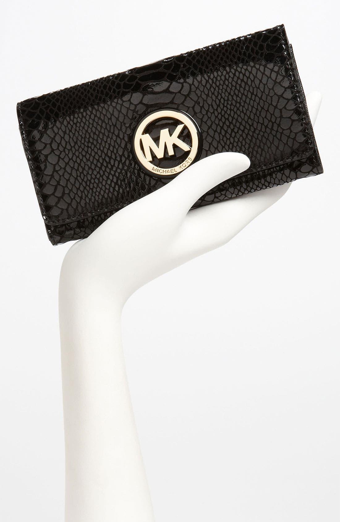 Alternate Image 2  - MICHAEL Michael Kors 'Fulton - Medium' Carryall Wallet