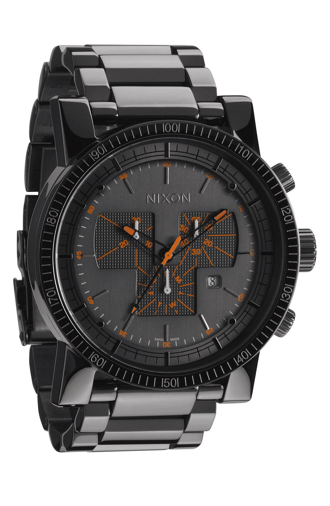 Alternate Image 1 Selected - Nixon 'The Magnacon' Watch