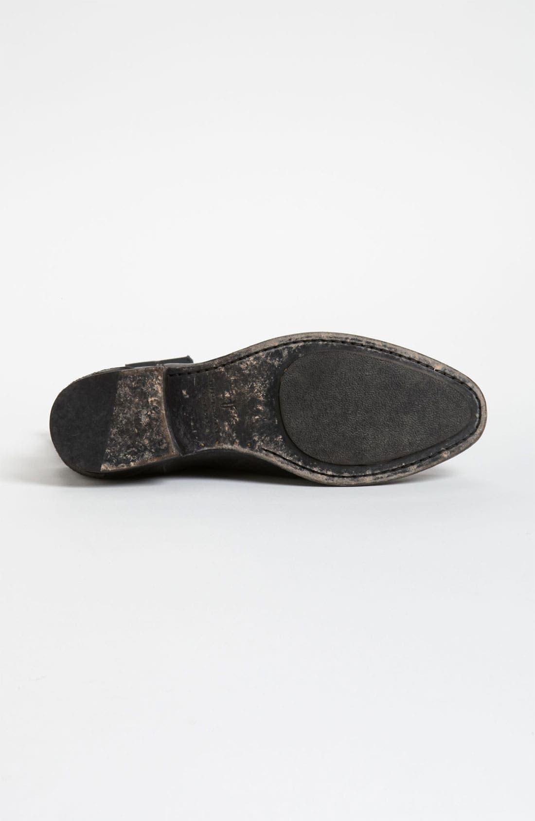 Alternate Image 4  - Frye 'Lindsay Plate' Short Boot