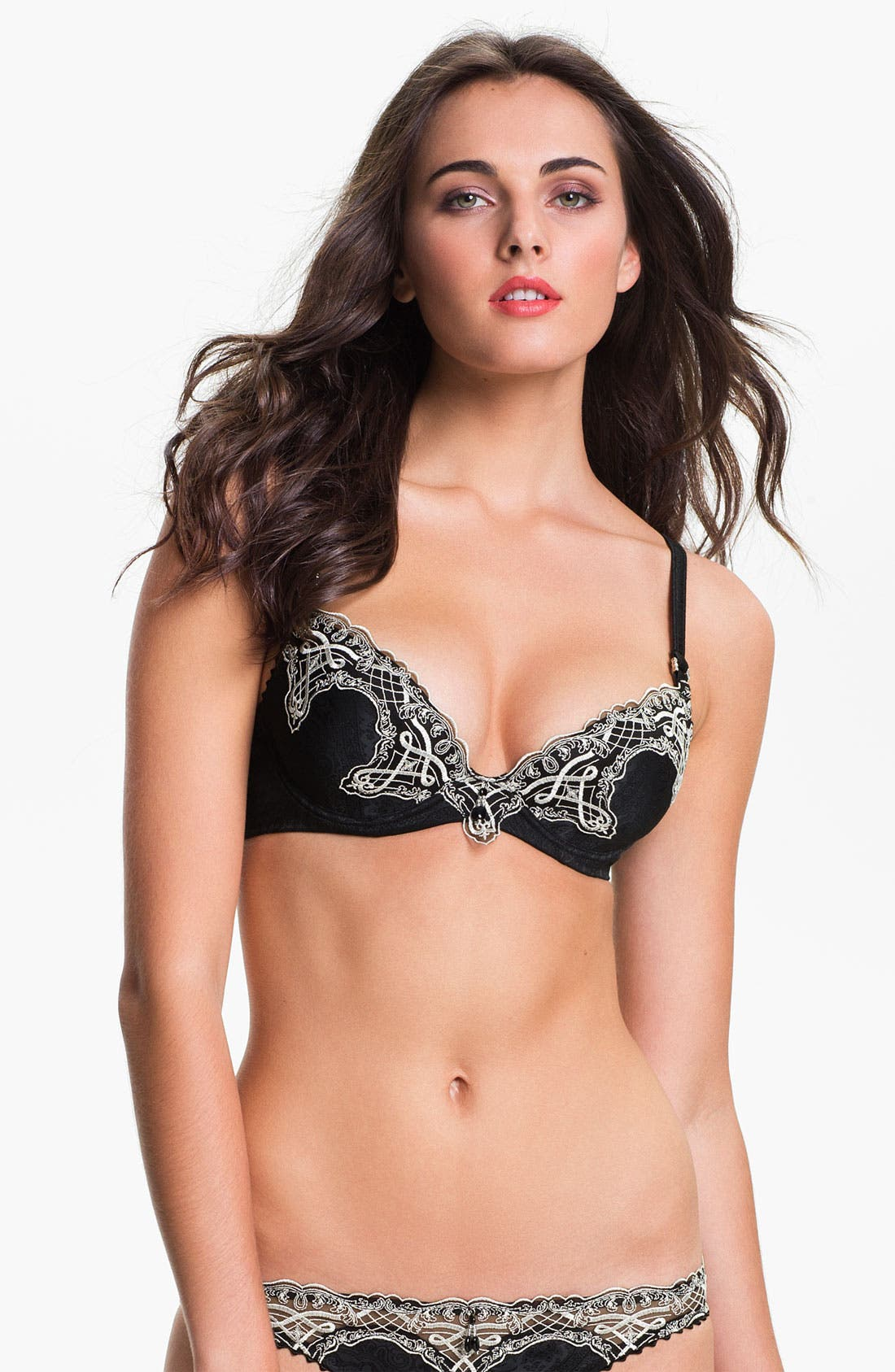 Alternate Image 1 Selected - Pleasure State 'Chateau' Underwire Plunge Bra