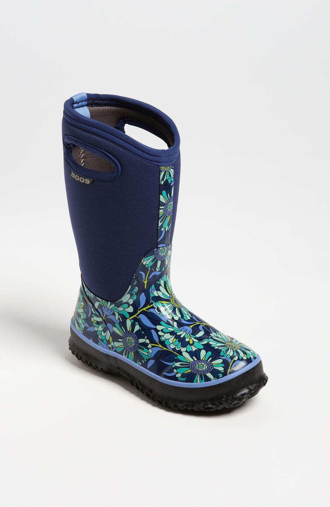Main Image - Bogs 'Classic High - Mumsie' Waterproof Boot (Toddler, Little Kid & Big Kid)