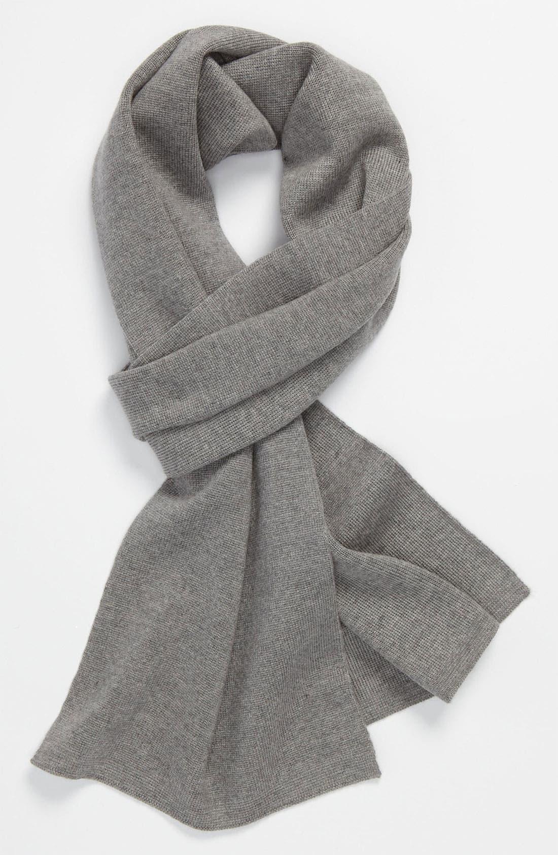 Main Image - Theory 'Warin' Wool Scarf