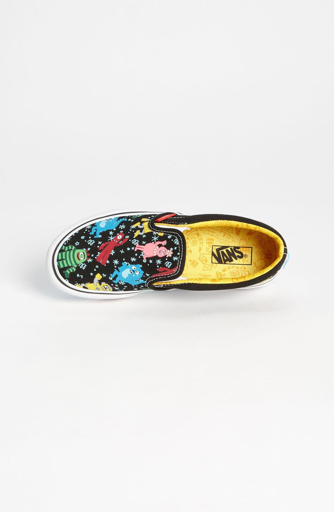 Alternate Image 3  - Vans 'Classic - Yo Gabba Gabba™!' Slip-On Sneaker (Toddler, Little Kid & Big Kid)