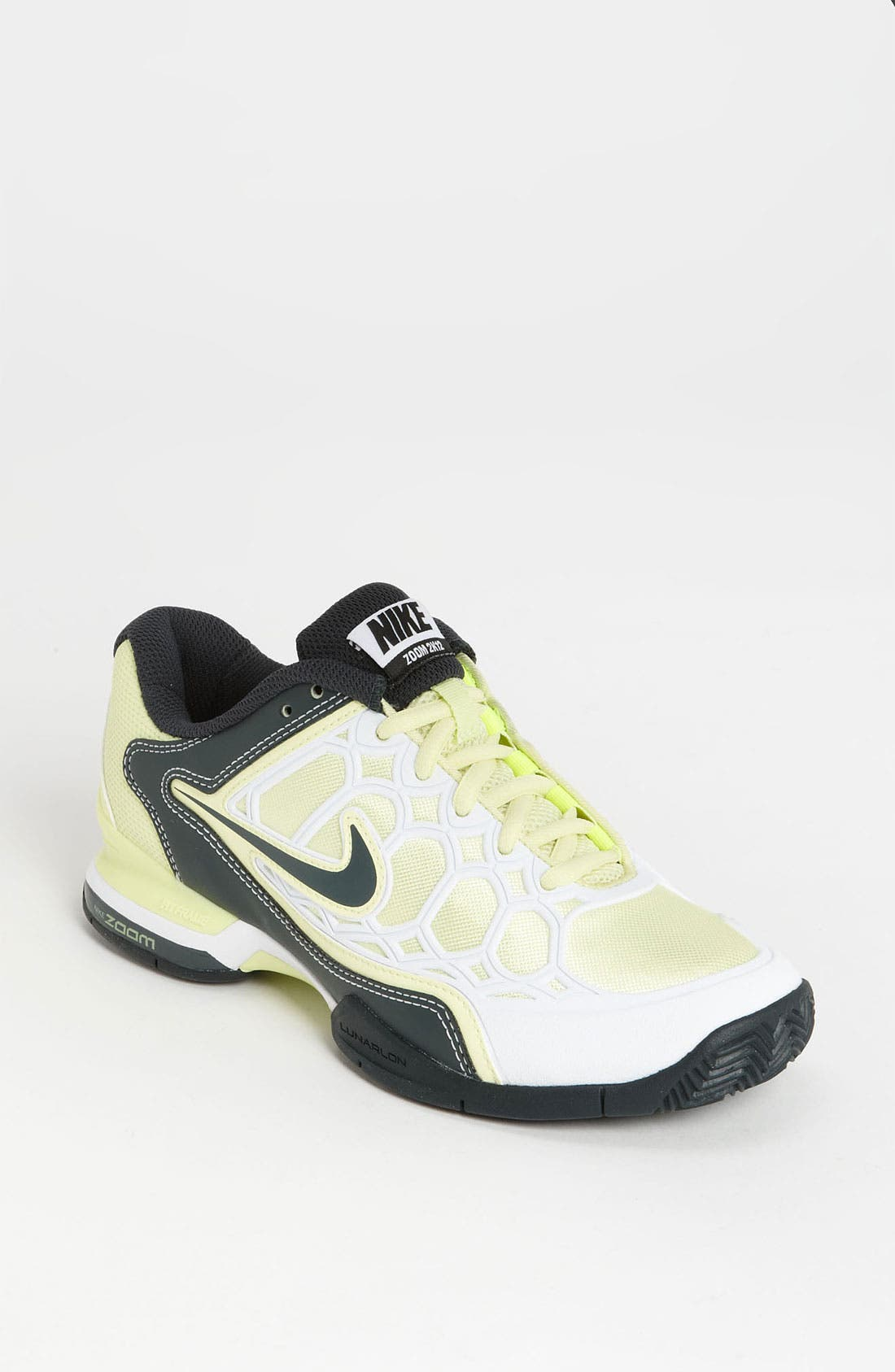 Alternate Image 1 Selected - Nike 'Zoom Breathe 2K12' Tennis Shoe (Women)