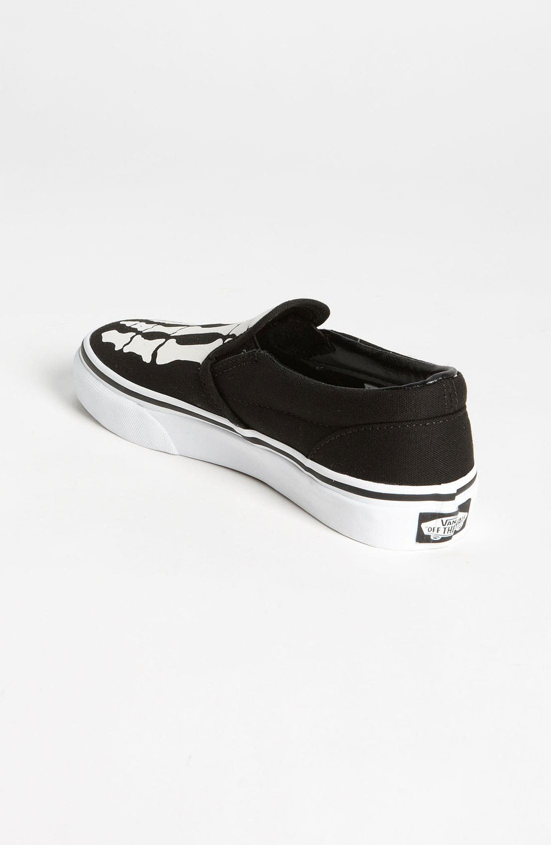 Alternate Image 2  - Vans 'Classic - Glow In the Dark' Slip-On (Toddler, Little Kid & Big Kid)