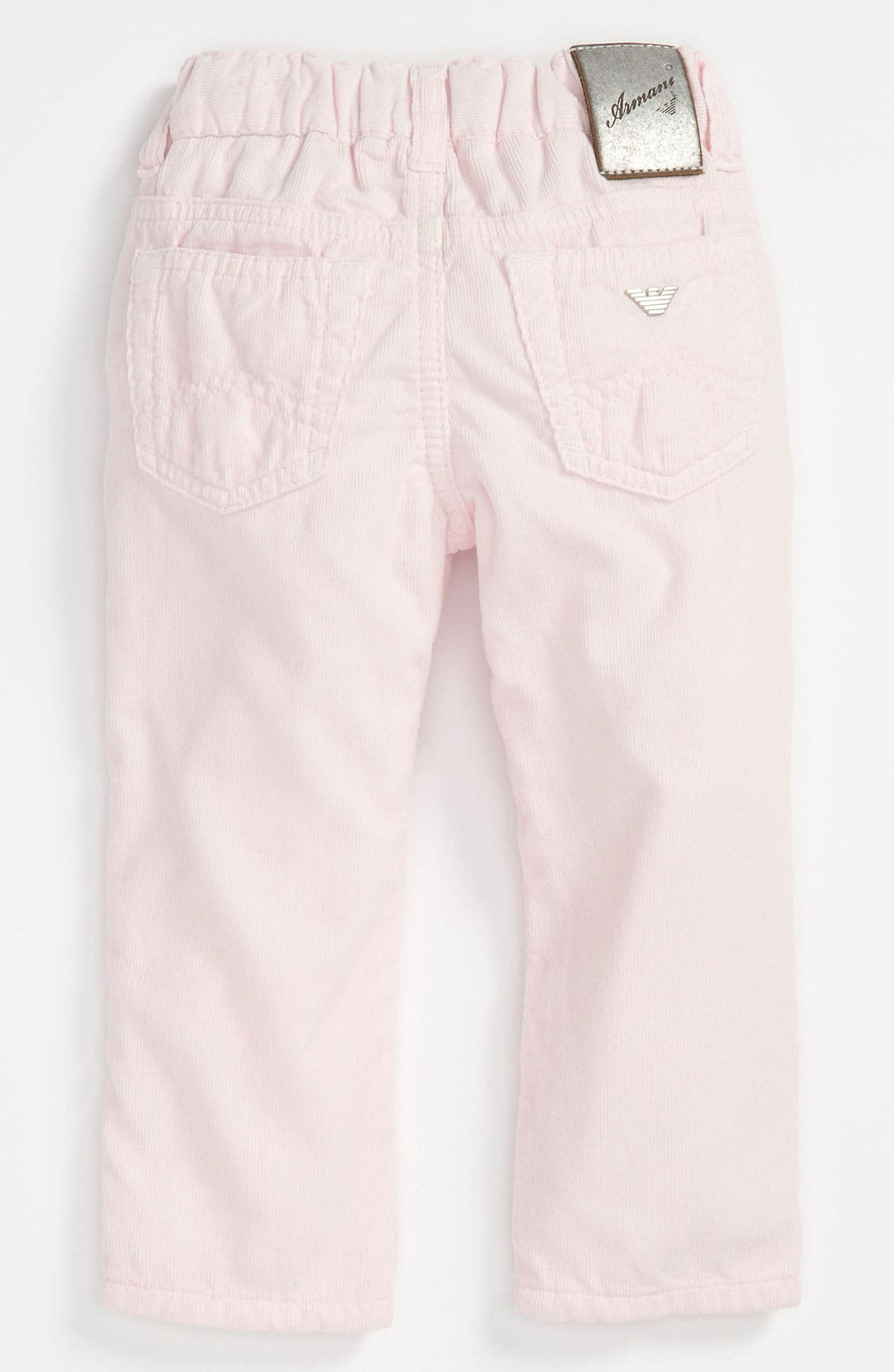 Alternate Image 1 Selected - Armani Junior Corduroy Pants (Infant)