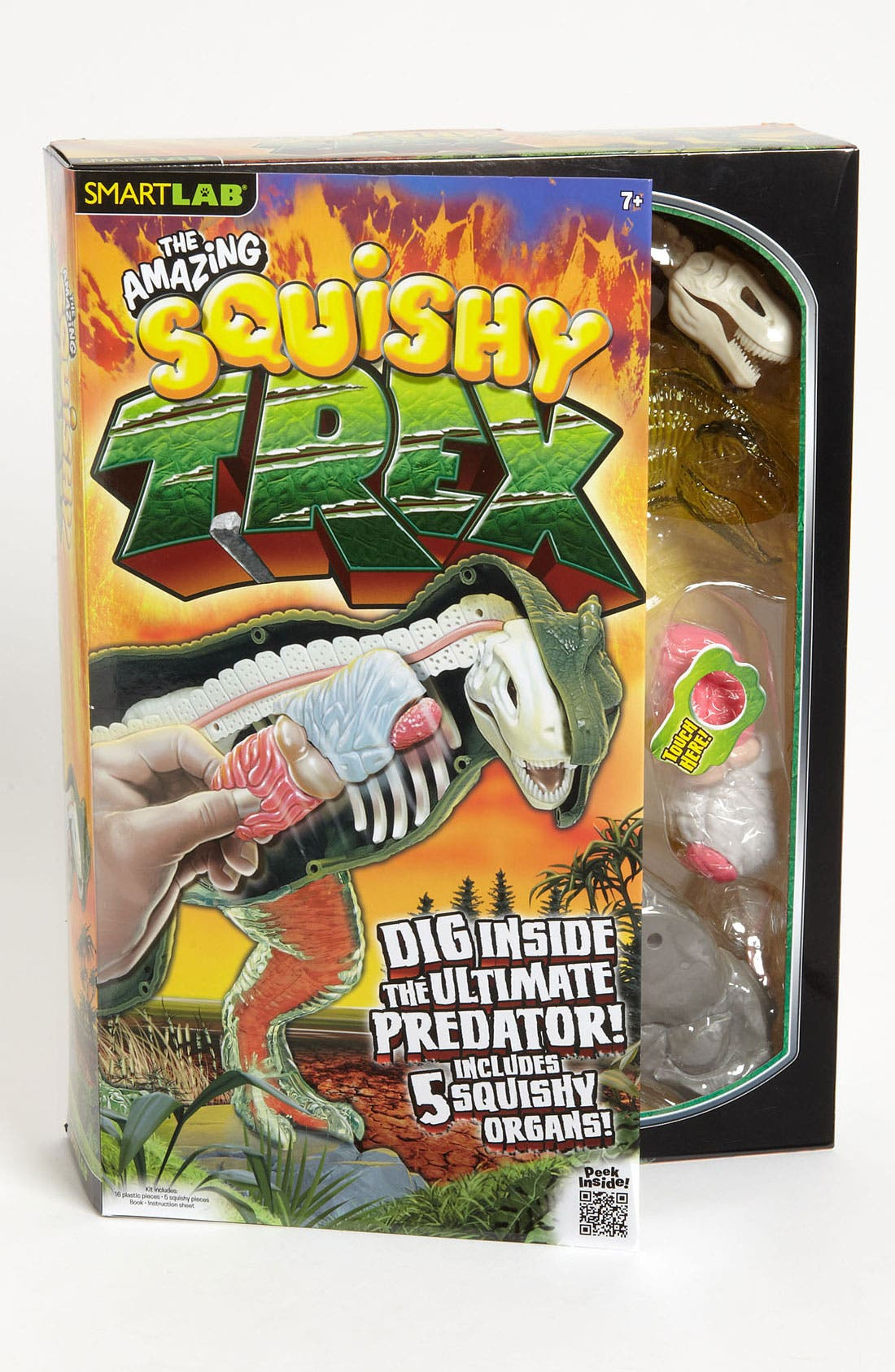 Alternate Image 1 Selected - SmartLab 'Amazing Squishy T-Rex' Toy