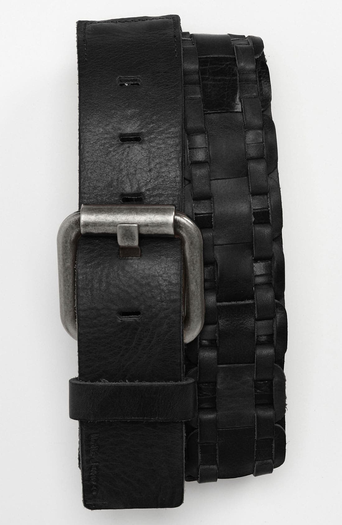Alternate Image 1 Selected - Nudie 'Marcusson' Leather Belt